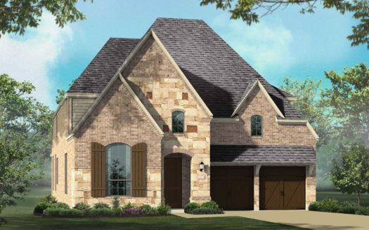 Highland Homes Star Trail: 55ft. lots subdivision 1601 Pebblebrook Lane Prosper TX 75078