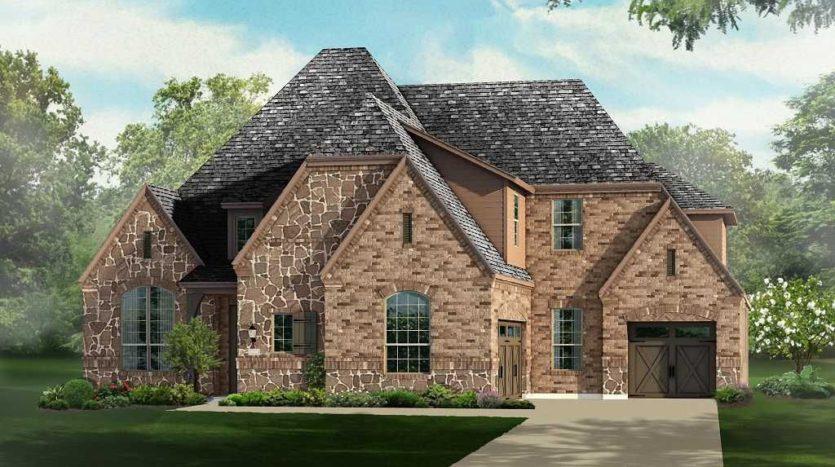 Highland Homes Mustang Lakes: 86ft. lots subdivision 4022 Carmel Rd Celina TX 75009