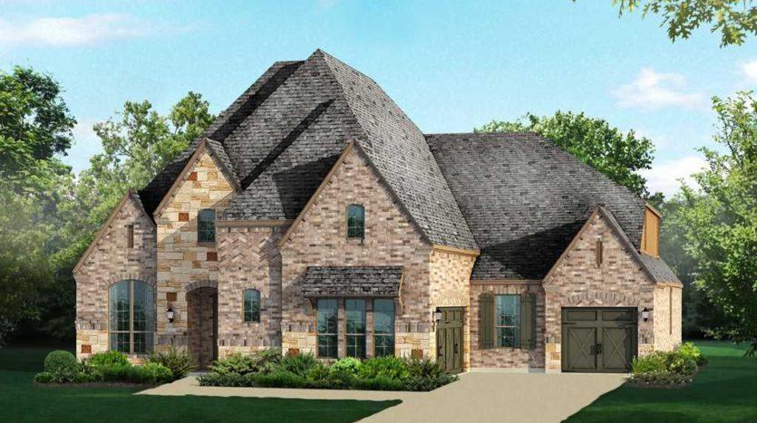 Highland Homes The Grove Frisco subdivision 15272 Viburnum Road Frisco TX 75035