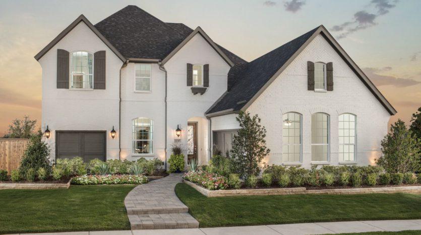 American Legend Homes The Grove Frisco - 65s subdivision 15397 Viburnum Road Frisco TX 75035