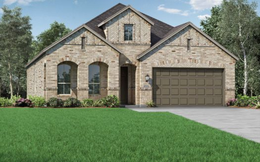 Highland Homes West Crossing subdivision 621 Markham Drive Anna TX 75409