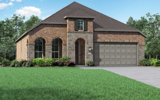 Highland Homes Wildridge: Artisan Series - 50ft. lots subdivision 9705 Rubicon Trail Oak Point TX 75068