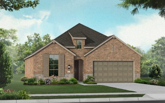 Highland Homes Arrowbrooke: 50ft. lots subdivision 1333 Arrowwood Drive Aubrey TX 76227
