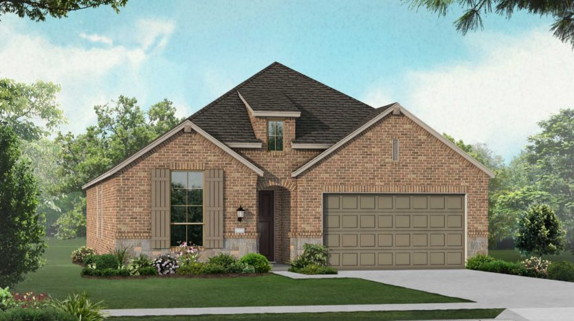 Highland Homes Cambridge Crossing: Artisan Series - 50ft. lots subdivision 2237 Pinner Court Celina TX 75009