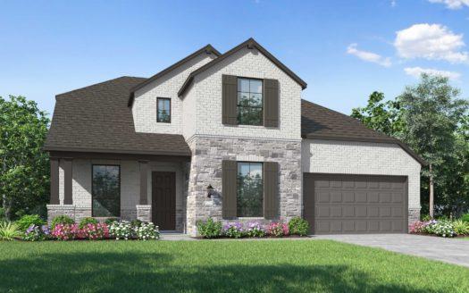 Highland Homes Arrowbrooke: 60ft. lots subdivision 1832 Settlement Way Aubrey TX 76227
