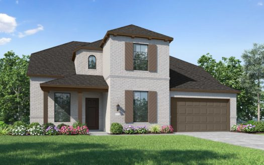 Highland Homes Bozman Farms subdivision 1301 Hickory Woods Way Wylie TX 75098