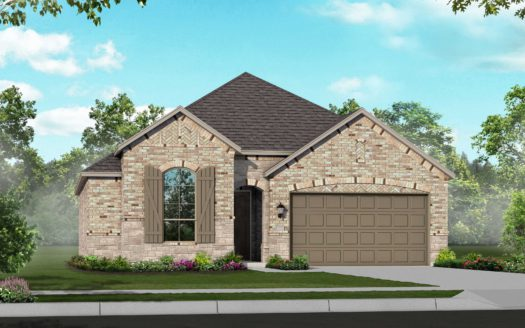 Highland Homes Lilyana subdivision 4436 Sunflower Lane Prosper TX 75078