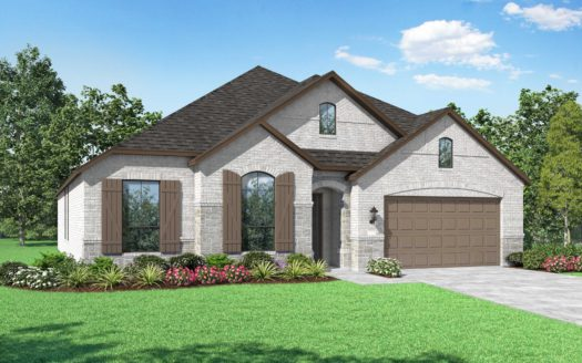 Highland Homes Glen Crossing: 60ft. lots subdivision 1741 Lithgow Road Celina TX 75009