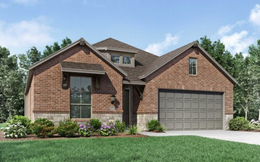 Highland Homes Harvest: Meadows subdivision 820 Nuthatch Court Northlake TX 76226