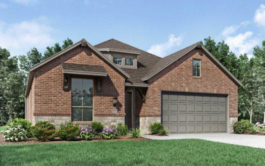 Highland Homes Light Farms subdivision 700 Corner Post Path Celina TX 75009