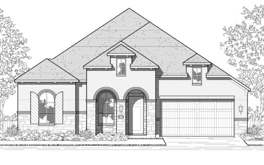Highland Homes Glen Crossing: 60ft. lots subdivision 831 Langholm Dr. Celina TX 75009