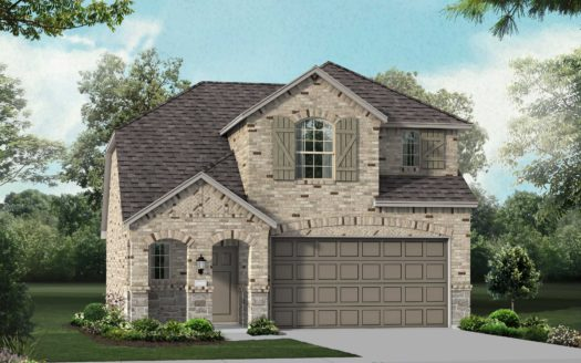 Highland Homes Devonshire: 45ft. lots subdivision 617 Claverton Lane Forney TX 75126