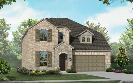 Highland Homes Timber Creek subdivision 4001 River Bend Street McKinney TX 75071