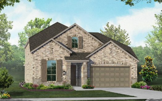 Highland Homes Sandbrock Ranch: 50ft. lots subdivision 4113 Palomino Road Aubrey TX 76227