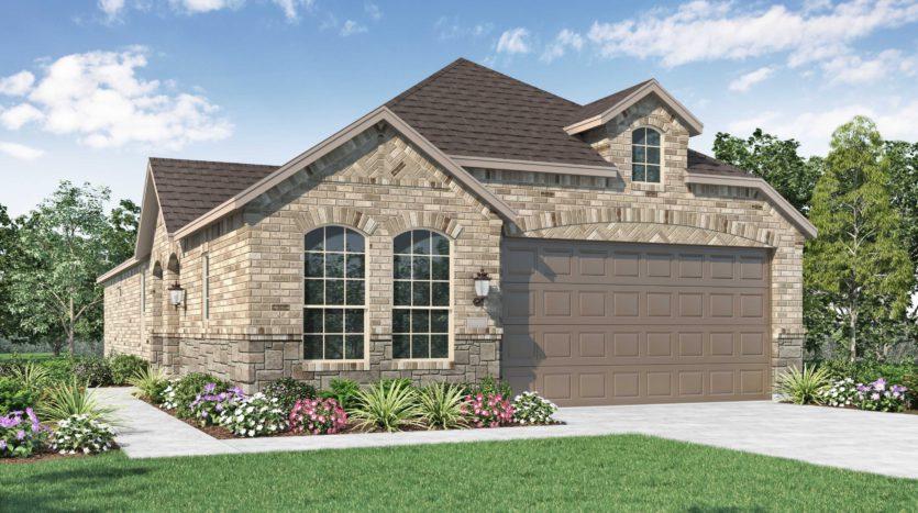 Highland Homes Sandbrock Ranch: 45ft. lots subdivision 1524 Shire Drive Aubrey TX 76227