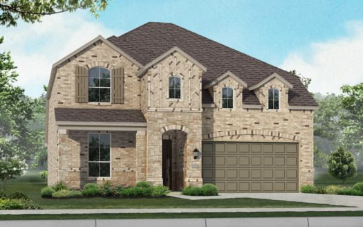 Highland Homes Devonshire: 50ft. lots subdivision 1531 Calcot Lane Forney TX 75126
