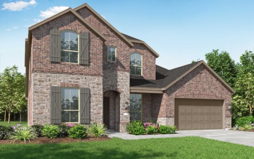 Highland Homes Arrowbrooke: 60ft. lots subdivision 1832 Settlement Way Aubrey TX 76227