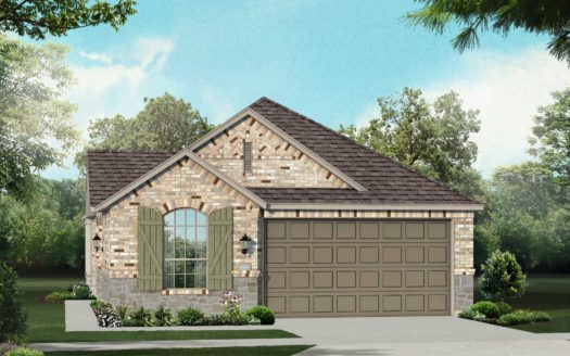 Highland Homes Sandbrock Ranch: 45ft. lots subdivision 1800 Coronet Avenue Aubrey TX 76227