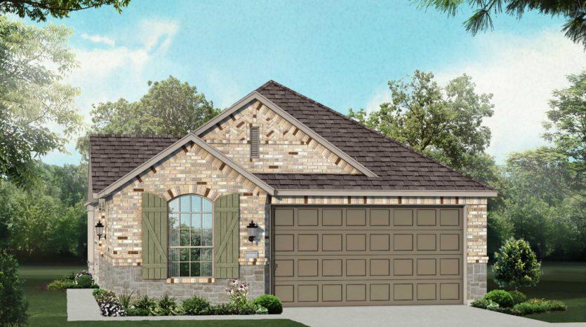 Highland Homes Sandbrock Ranch: 45ft. lots subdivision 1708 Ranger Road Aubrey TX 76227