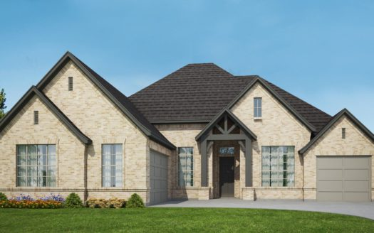 Our Country Homes 5T Ranch subdivision 408 Travelers Terrace Argyle TX 76226