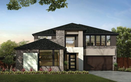 MainVue Homes Phillips Creek Ranch subdivision 524 Laverton Drive Frisco TX 75036