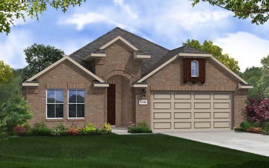Gehan Homes Fireside Park subdivision 1121 Embers Lane