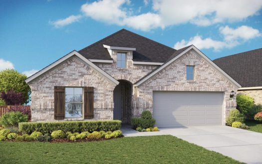 Gehan Homes Aspen Meadows subdivision 11417 Alpine Springs Drive Aubrey TX 76227