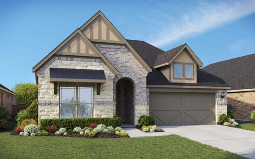 Gehan Homes Lakeside Estates at Paloma subdivision 1213 Whistling Dove Drive Little Elm TX 75068