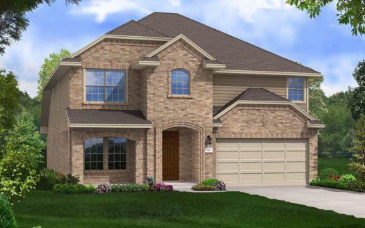 Gehan Homes Riverset subdivision 2701 High Cotton Lane