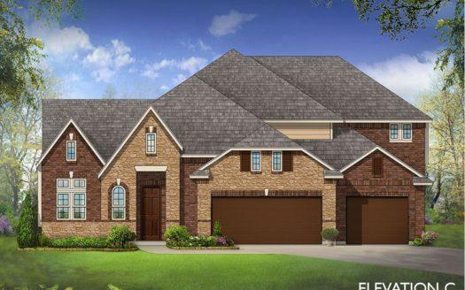 Bloomfield Homes Kreymer Estates subdivision  Wylie TX 75098