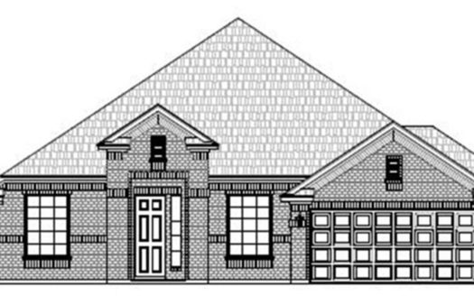Chesmar Homes Dallas Breezy Hill subdivision 731 Fairfax Lane Rockwall TX 75087