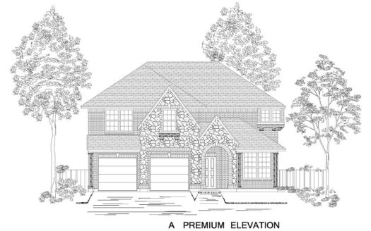 First Texas Homes Grayhawk Addition subdivision 909 Little Gull Drive Forney TX 75126