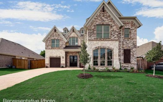 Grand Homes Wellspring Estates subdivision 2812 River Bend Place Celina TX 75009