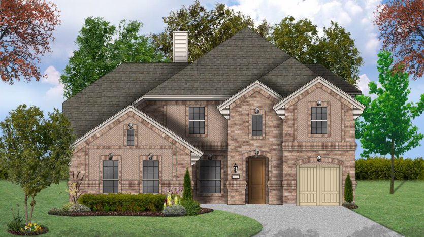 Coventry Homes Saddle Star Estates subdivision  Rockwall TX 75087