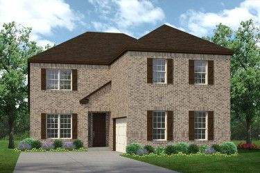 Sandlin Homes Sutton Fields subdivision 6504 Farndon Drive Celina TX 75009