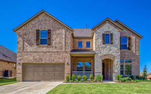 Chesmar Homes Dallas Hollyhock subdivision Frisco Frisco TX 75033
