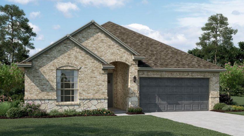 K. Hovnanian® Homes Ascend at Diamond Creek Estates subdivision 530 Tuscany Drive Forney TX 75126