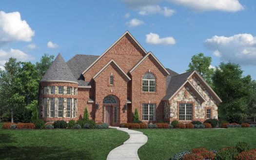 Toll Brothers Town Lake at Flower Mound subdivision 4813 Harper Cir Flower Mound TX 75022