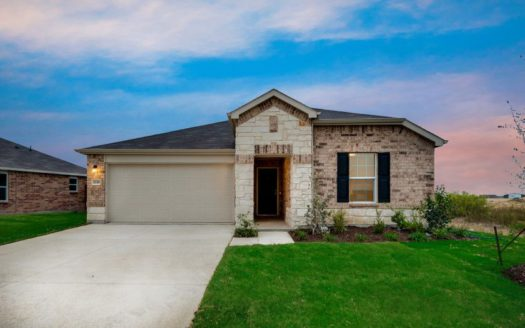 Pulte Homes Devonshire subdivision 980 Knoxbridge Road Forney TX 75126