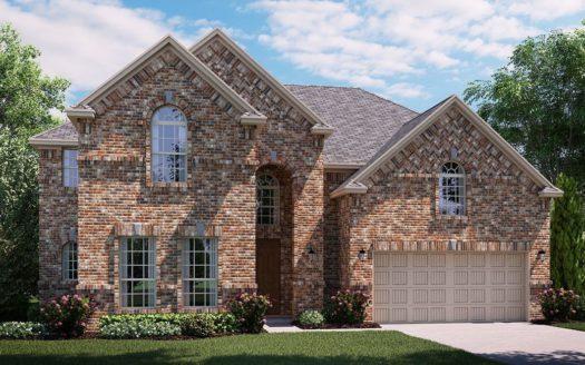 Lennar Estates at Rockhill subdivision 190 Timber Creek Lane Little Elm TX 75068