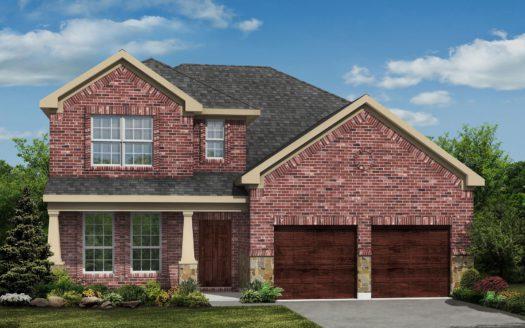 Drees Custom Homes Mustang Lakes subdivision 2603 Maverick Way Celina TX 75009