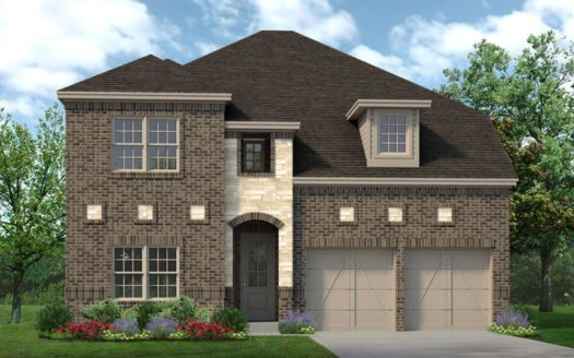 Sandlin Homes Prairie Oaks subdivision 204 Carmen Oak Lane Oak Point TX 75068
