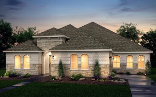 Risland Homes Legacy Gardens subdivision 1410 Beverly Drive Prosper TX 75078