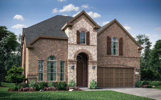 Village Builders Lakewood Hills South subdivision 3314 Brookglen Drive Carrollton TX 75010