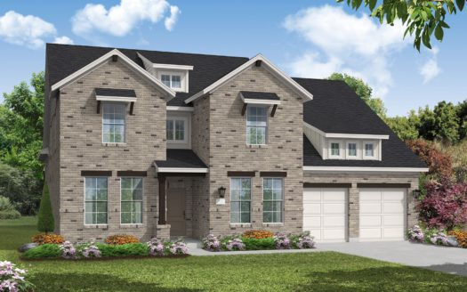 Coventry Homes Cambridge Crossing subdivision 2221 Pinner Court Celina TX 75009