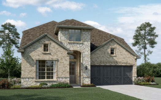K. Hovnanian® Homes Calloway Trails subdivision 1605 Harbor Town Court Frisco TX 75036