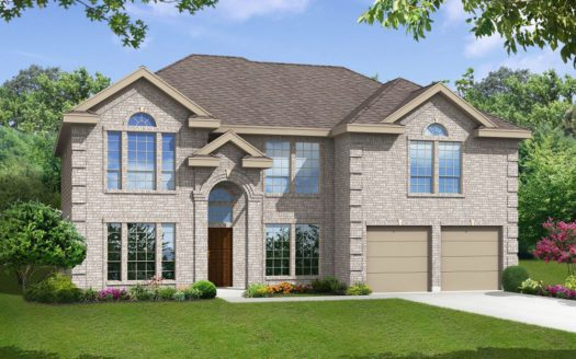 First Texas Homes The Homestead at Ownsby Farms subdivision 3815 Windmill Court Celina TX 75009