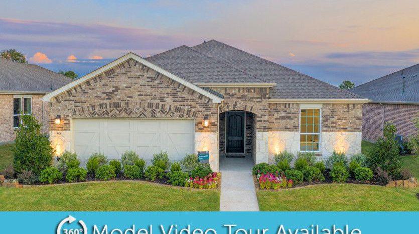 Del Webb Frisco Lakes subdivision 7162 Ponte Vedra Drive Frisco TX 75034