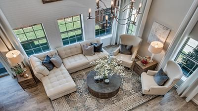 CB JENI Homes The Village at Twin Creeks subdivision 1002 Switchgrass Lane Allen TX 75013