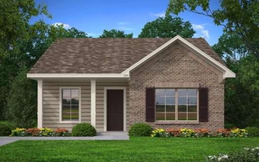 Vision Homes Inc V- Boyl Dallas subdivision W US Hwy 80 Forney TX 75126